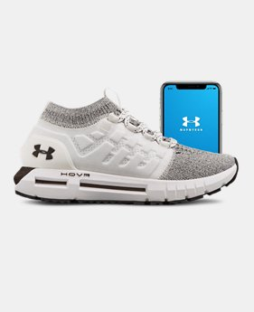 Women's UA HOVR Phantom Connected Running Shoes  6  Colors Available $140