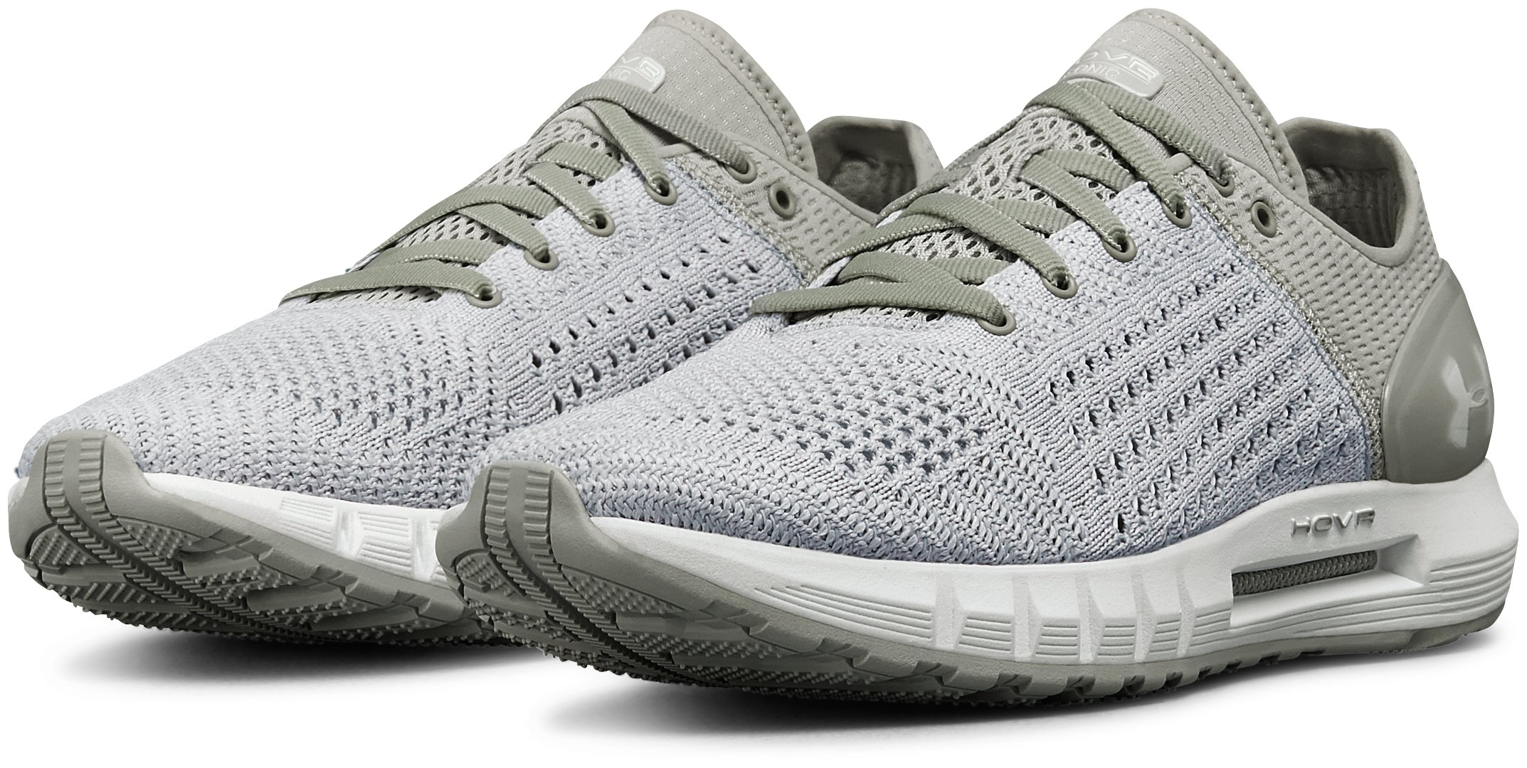 Women's UA HOVR™ Sonic Connected Running Shoes, White,