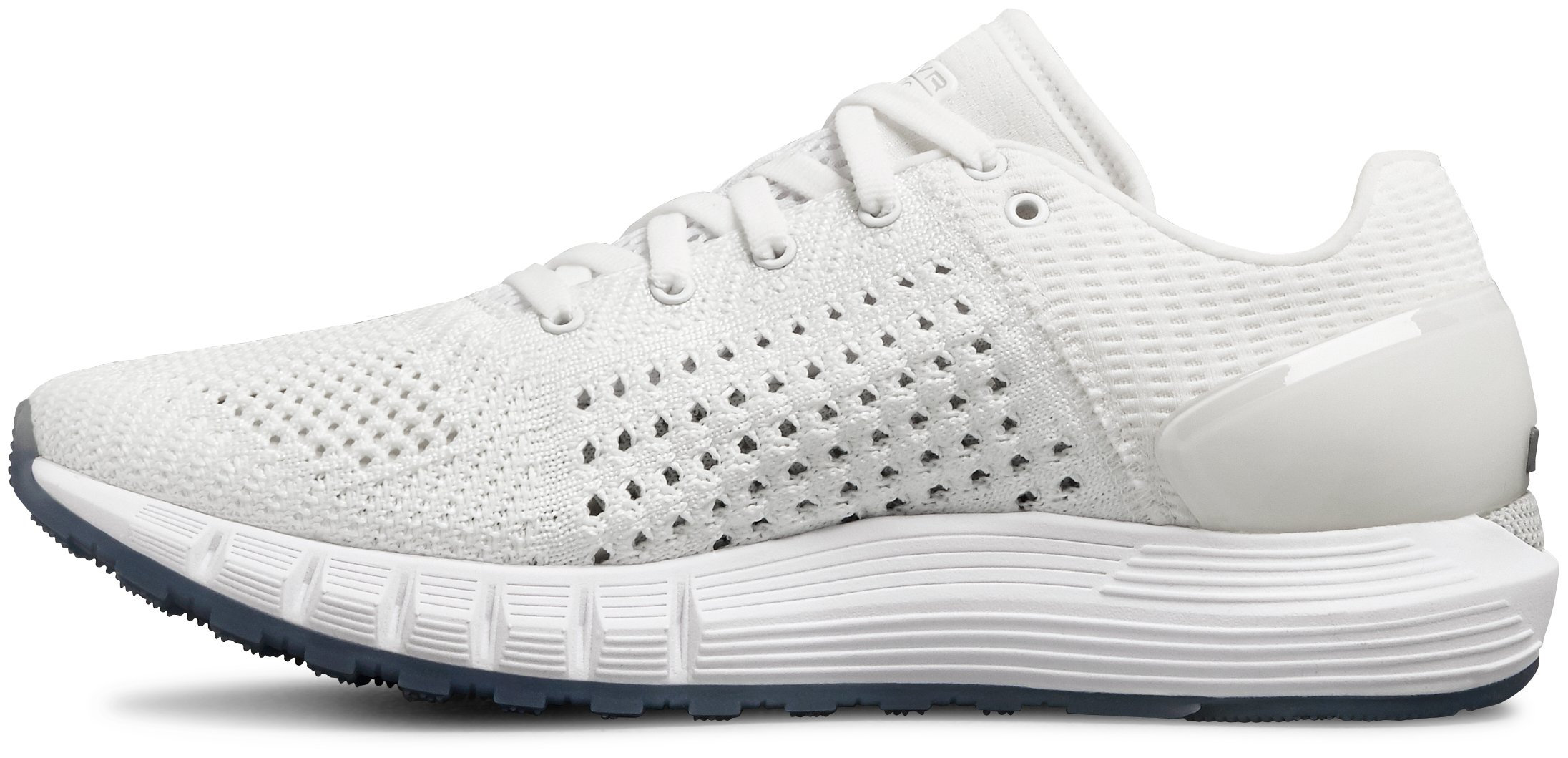 Women's UA HOVR Sonic Connected Running Shoes, White,