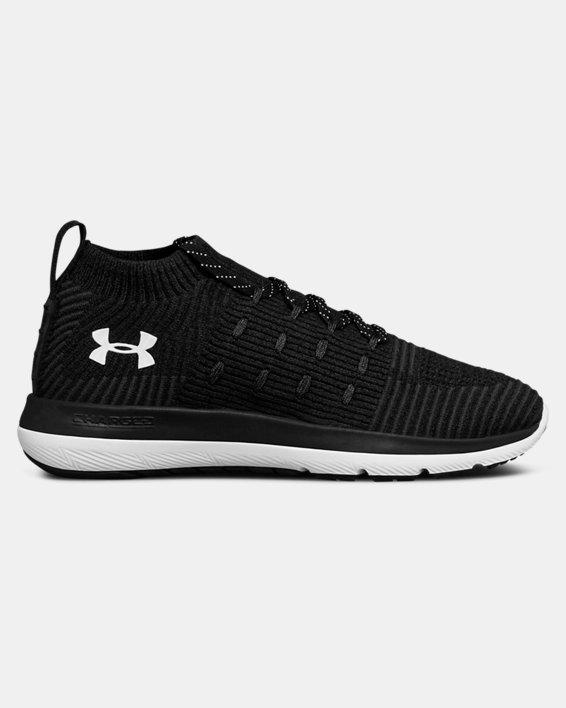 Chaussures de course UA Slingflex Rise pour femme, Black, pdpMainDesktop image number 0