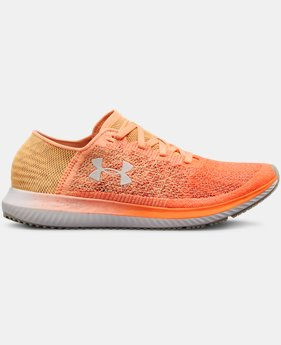 Women's UA Threadborne Blur Running Shoes  1  Color Available $100