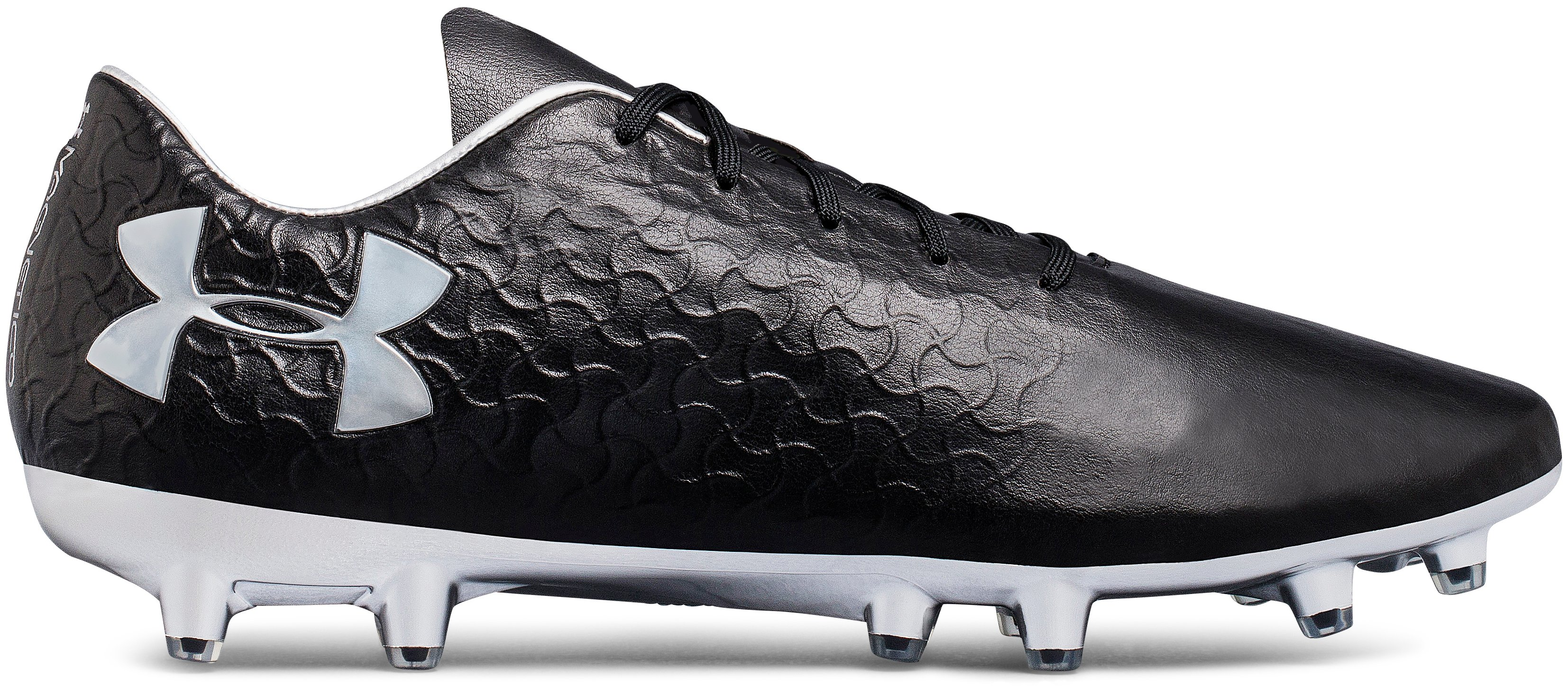 Men's UA Magnetico Pro FG Soccer Cleats, Black
