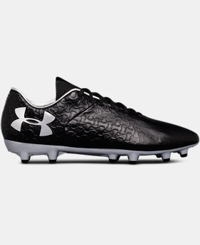 Men's UA Magnetico Premiere FG Soccer Cleats  1  Color Available $130