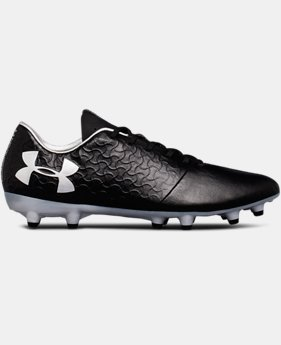 Men's UA Magnetico Select FG Soccer Cleats  1  Color Available $80