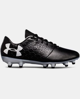 Boys' UA Magnetico Select FG JR Soccer Cleats  2  Colors Available $85