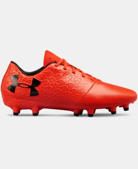 Boys' UA Magnetico Select FG JR Soccer Cleats  1  Color Available $70