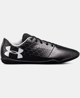 Boys' UA Magnetico Select IN JR Soccer Cleats  1  Color Available $70