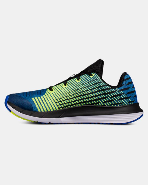 Boys' Grade School UA X Level SplitSpeed, Blue, pdpMainDesktop image number 1