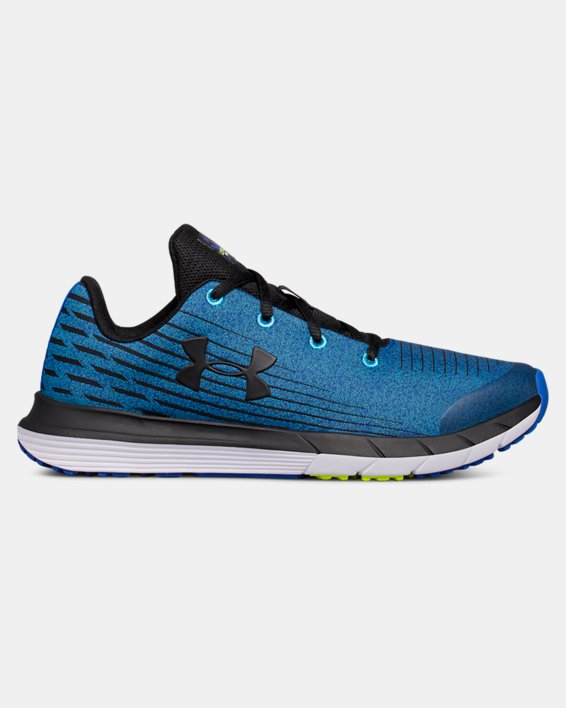 Boys' Grade School UA X Level SplitSpeed, Blue, pdpMainDesktop image number 0