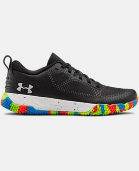 Boys' Grade School UA X Level MainShock  1  Color Available $52.5
