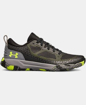 Boys' Grade School UA X Level MainShock  2  Colors Available $70