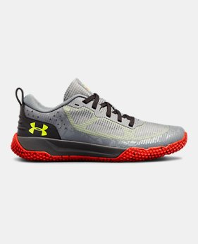 Under Armour X Level Scramjet Boy S Running Shoes