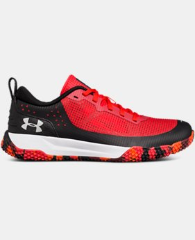 Boys' Grade School UA X Level MainShock  1  Color Available $70