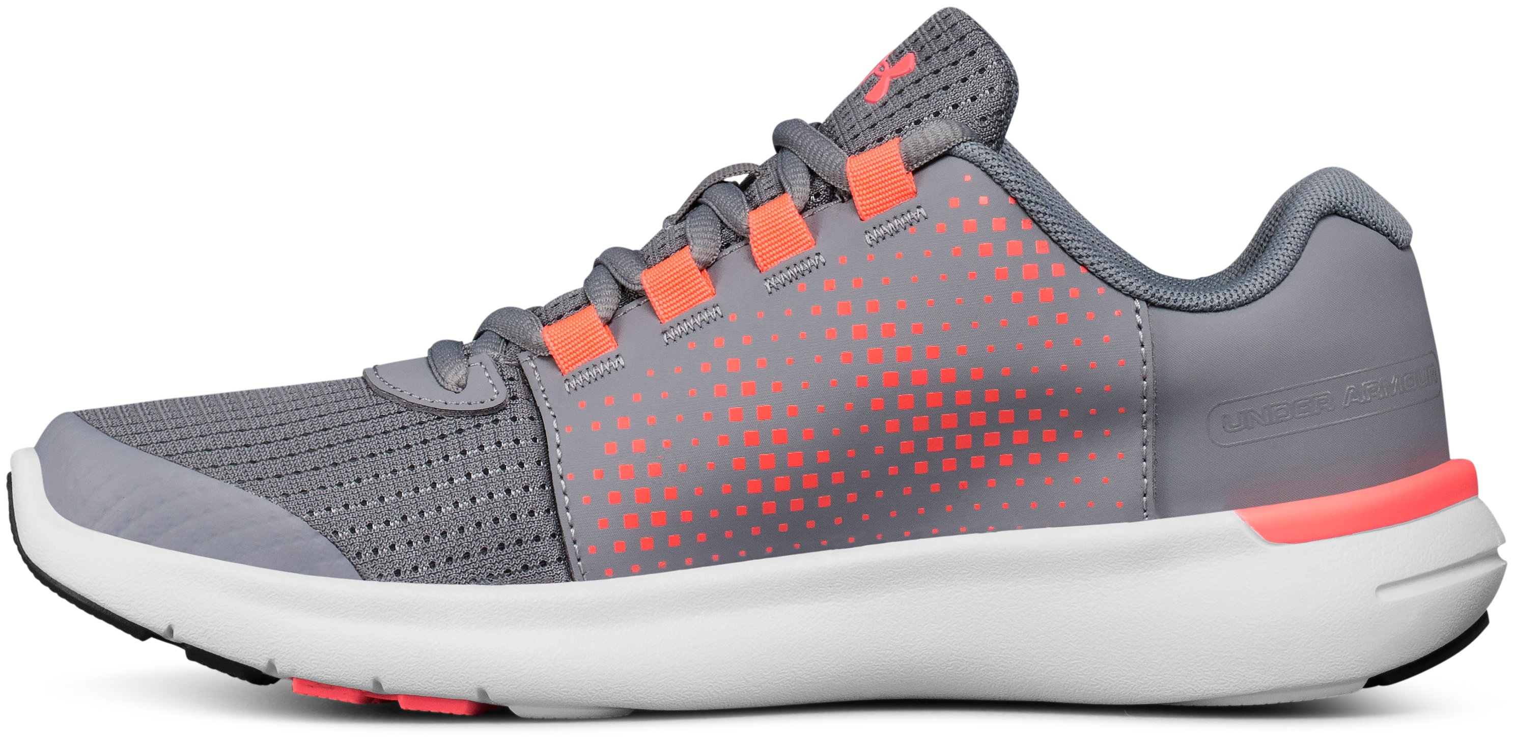 Girls' Grade School UA Micro Fuel RN 2, Steel,
