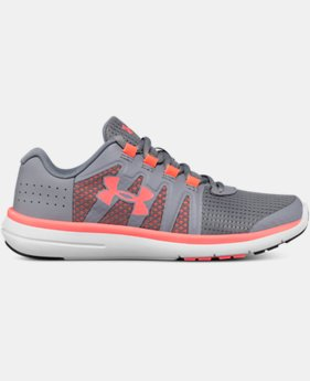 Girls' Grade School UA Micro Fuel RN 2  1  Color $60