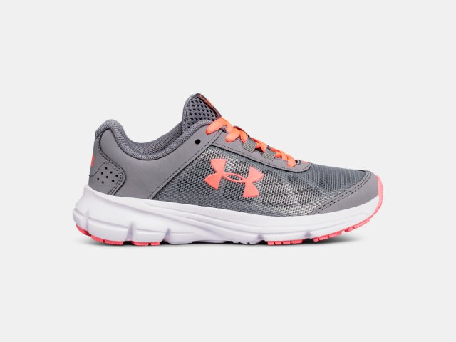 Pre-School UA Rave 2. Girls  Running Shoes cfd1a3d671e