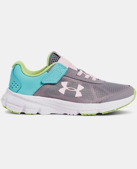 Girls' Pre-School UA Rave 2 Alternative Closure   $37.5