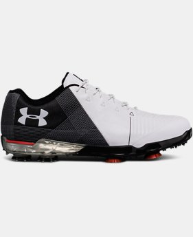 Best Seller Men's UA Spieth 2 Golf Shoes  4  Colors Available $200