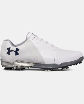 Men's UA Spieth 2 Golf Shoes  1  Color Available $150
