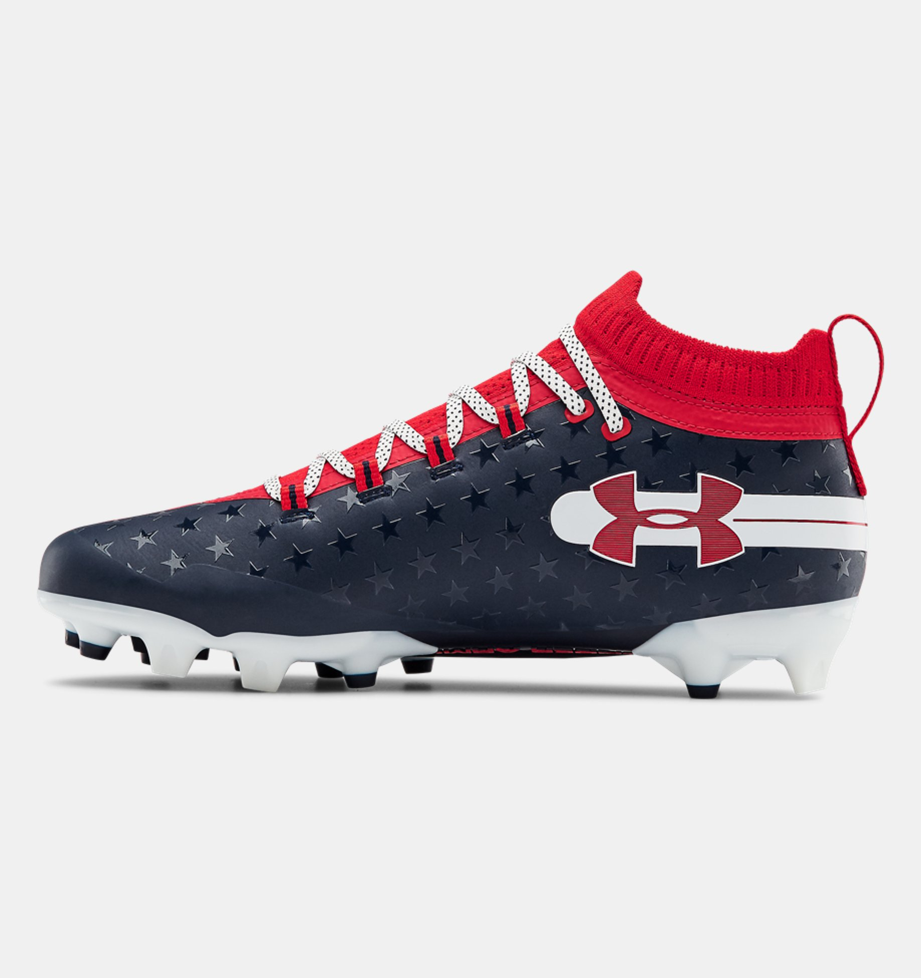 Men S Ua Spotlight Le Football Cleats Under Armour