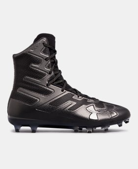best service 993a0 de022 UA Highlight MC - Chaussures à crampons de football pour homme 1 Couleur  Disponible  96.99