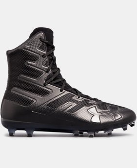 Men's UA Highlight MC Football Cleats  2  Colors Available $160