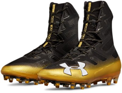 Pick Size Under Armour UA Highlight MC Mens Football Cleats Shoes High Top