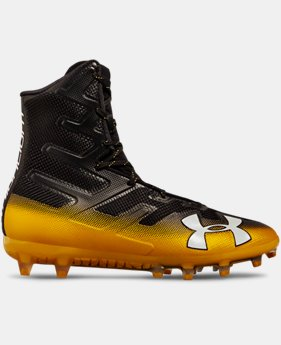 Men's UA Highlight MC Football Cleats  8  Colors Available $130