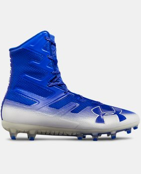 Men's UA Highlight MC Football Cleats FREE U.S. SHIPPING 1  Color Available $130
