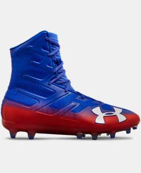 Men's UA Highlight MC Football Cleats   $130
