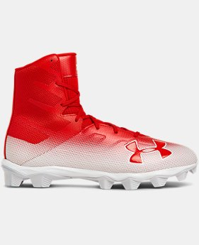 Men's UA Highlight RM Football Cleats   $60