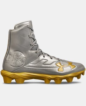 Boys' UA Highlight RM Jr. LE Football Cleats  2  Colors Available $60