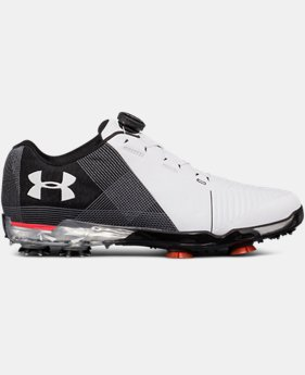 New Arrival Men's UA Spieth 2 BOA™ Golf Shoes   $230