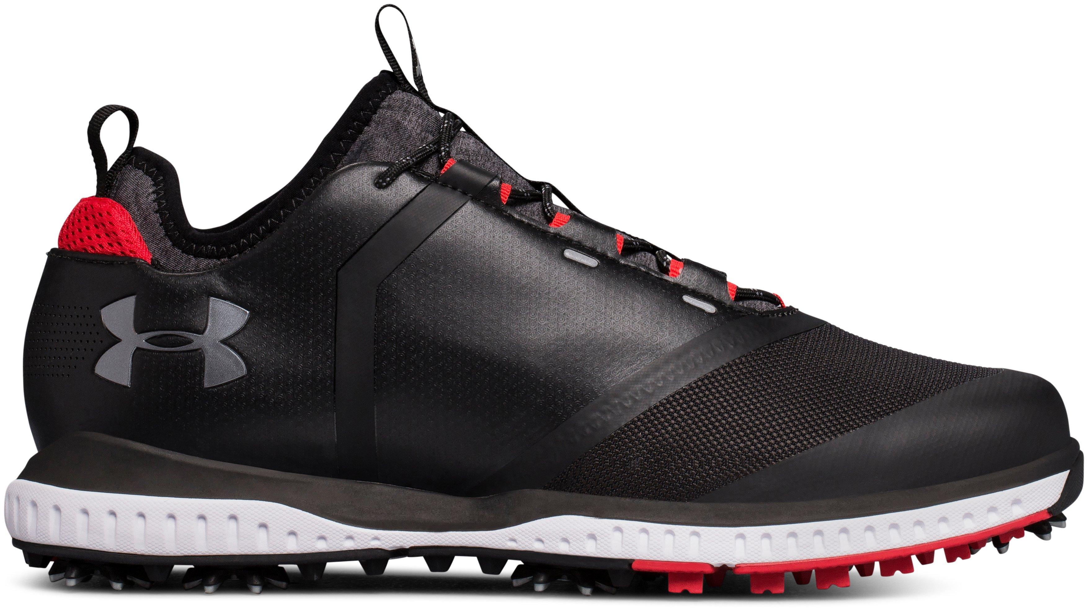 Men's UA Tempo Sport 2 Golf Shoes, 360 degree view