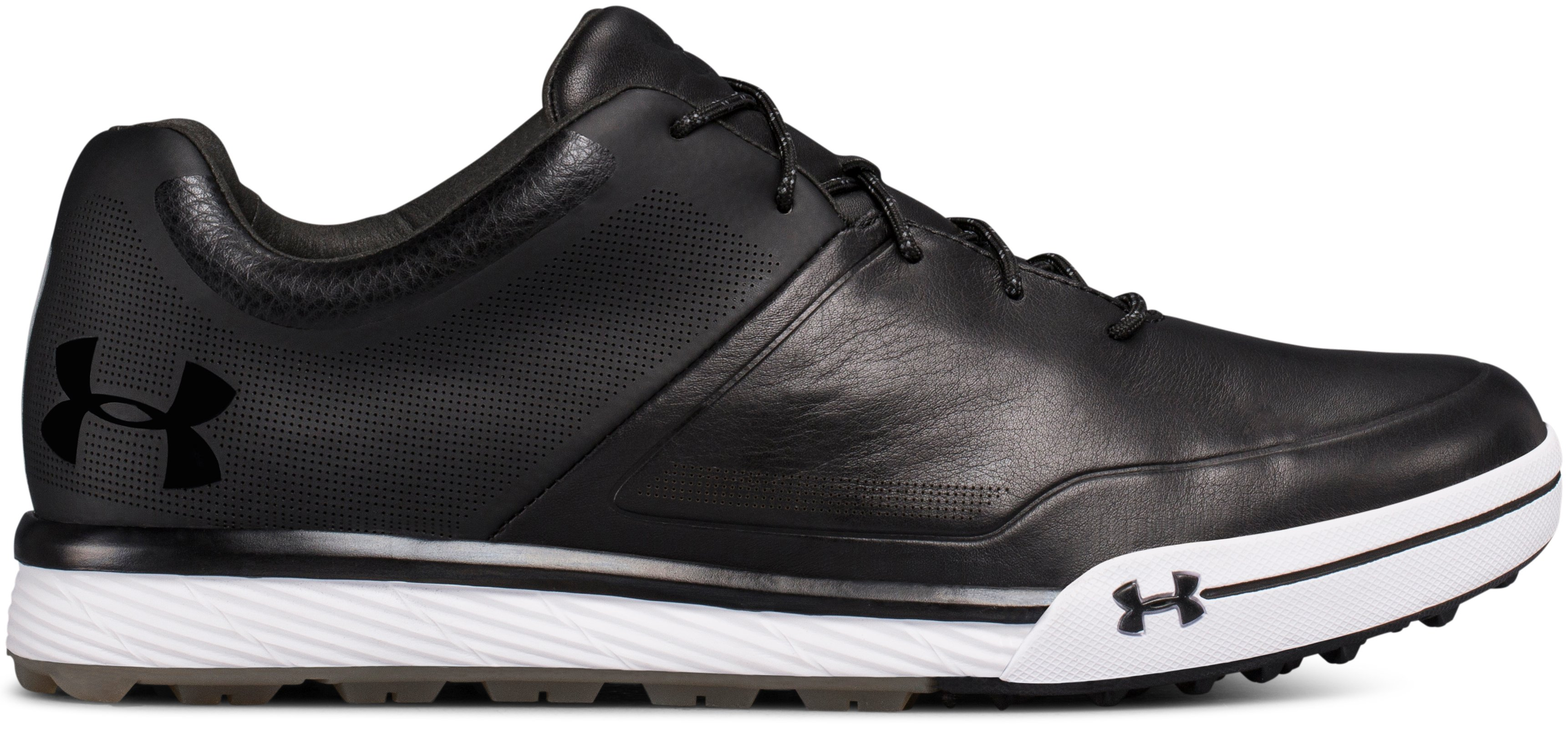 Men's UA Tempo Hybrid 2 Golf Shoes, 360 degree view