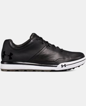Men's UA Tempo Hybrid 2 Golf Shoes  2  Colors Available $90
