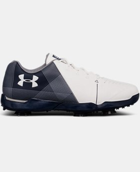 UA Spieth 2 Junior Golf Shoes  1  Color Available $63.75