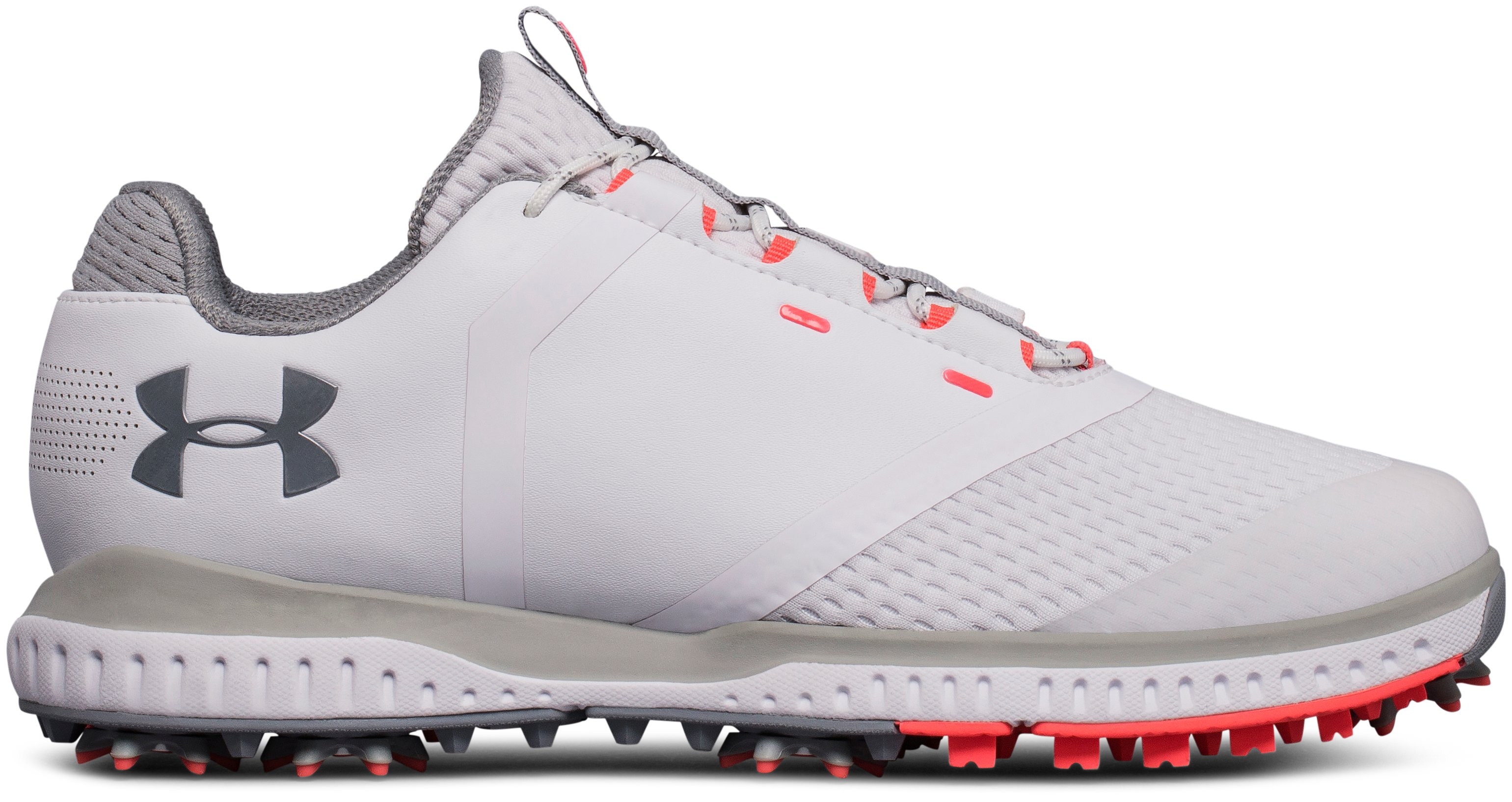 Women's UA Fade RST Golf Shoes, 360 degree view