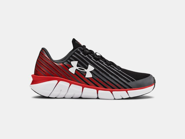 Boys  Grade School UA X Level Scramjet Remix Running Shoes  817b10d3096