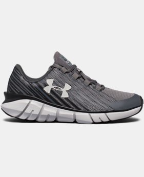 Boys' Pre-School UA X Level Scramjet Remix Running Shoes LIMITED TIME OFFER 1 Color $59.99