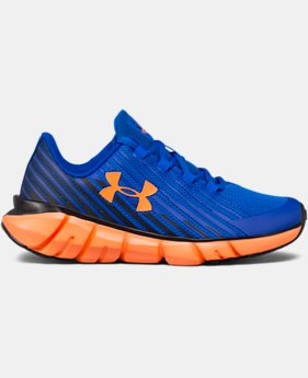 Boys' Pre-School UA X Level Scramjet Remix Running Shoes  1 Color $67.99