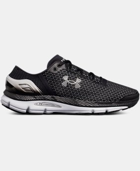 New Arrival Men's UA SpeedForm® Intake 2 Running Shoes  2  Colors Available $99.99 to $100