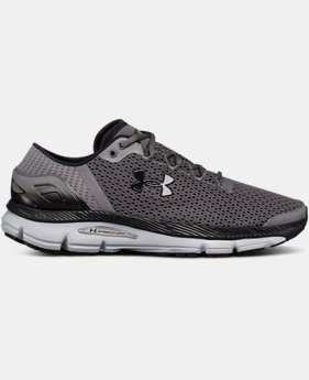 New Arrival Men's UA SpeedForm® Intake 2 Running Shoes  1  Color Available $99.99 to $100