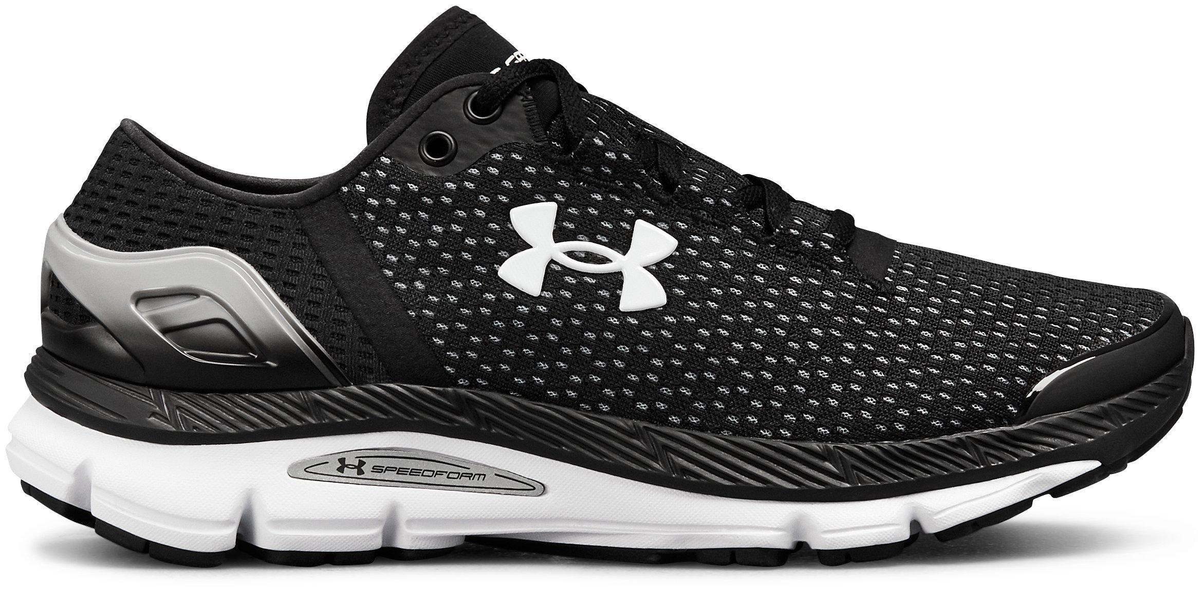 Women's UA SpeedForm® Intake 2 Running Shoes, 360 degree view