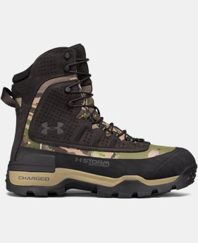Men's UA Brow Tine 2.0 800G Hunting Boots  1  Color Available $249.99