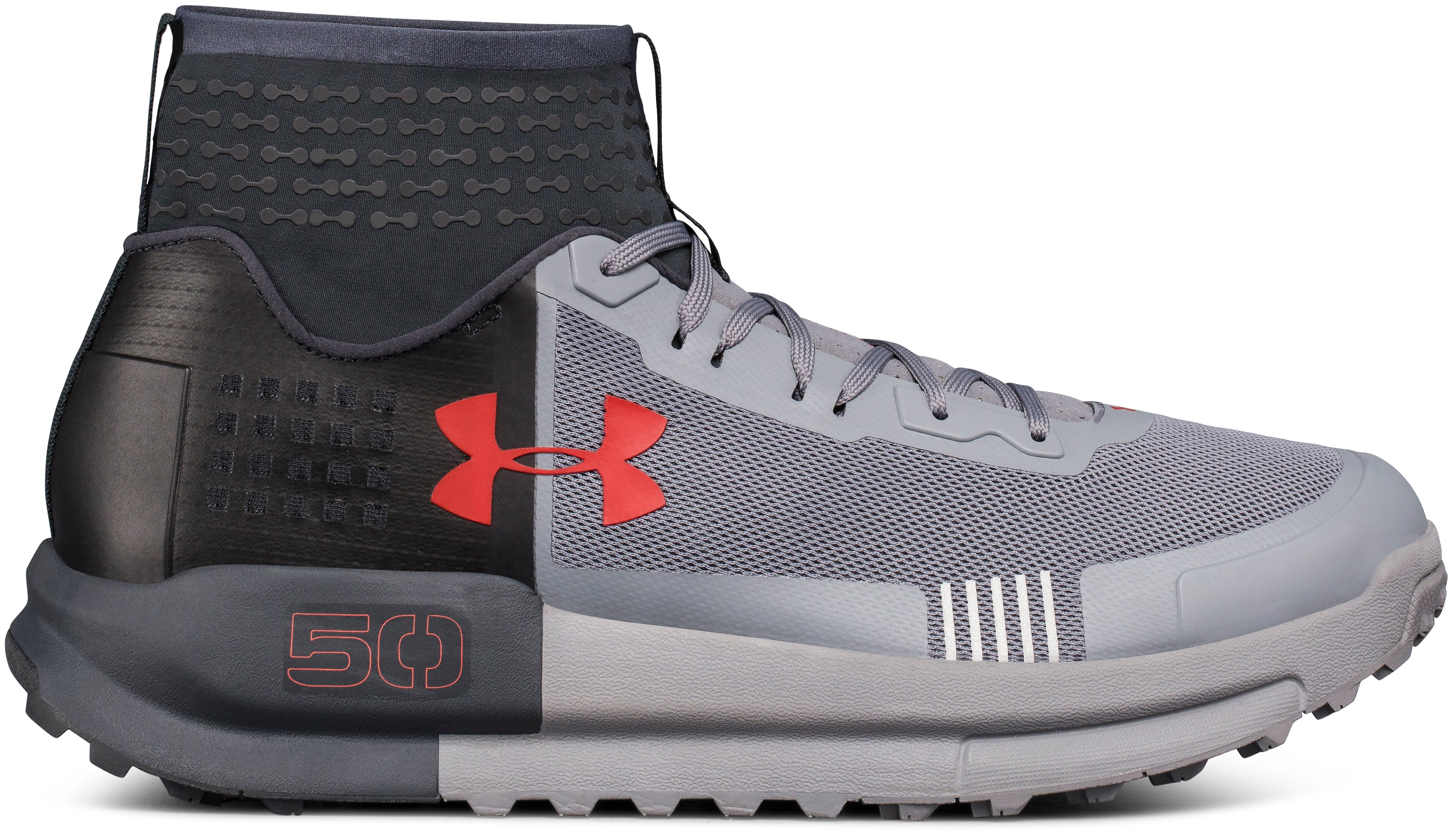 Men's UA Horizon 50, ANTHRACITE,