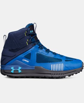 Men's UA Verge 2.0 Mid GORE-TEX®  1  Color $165