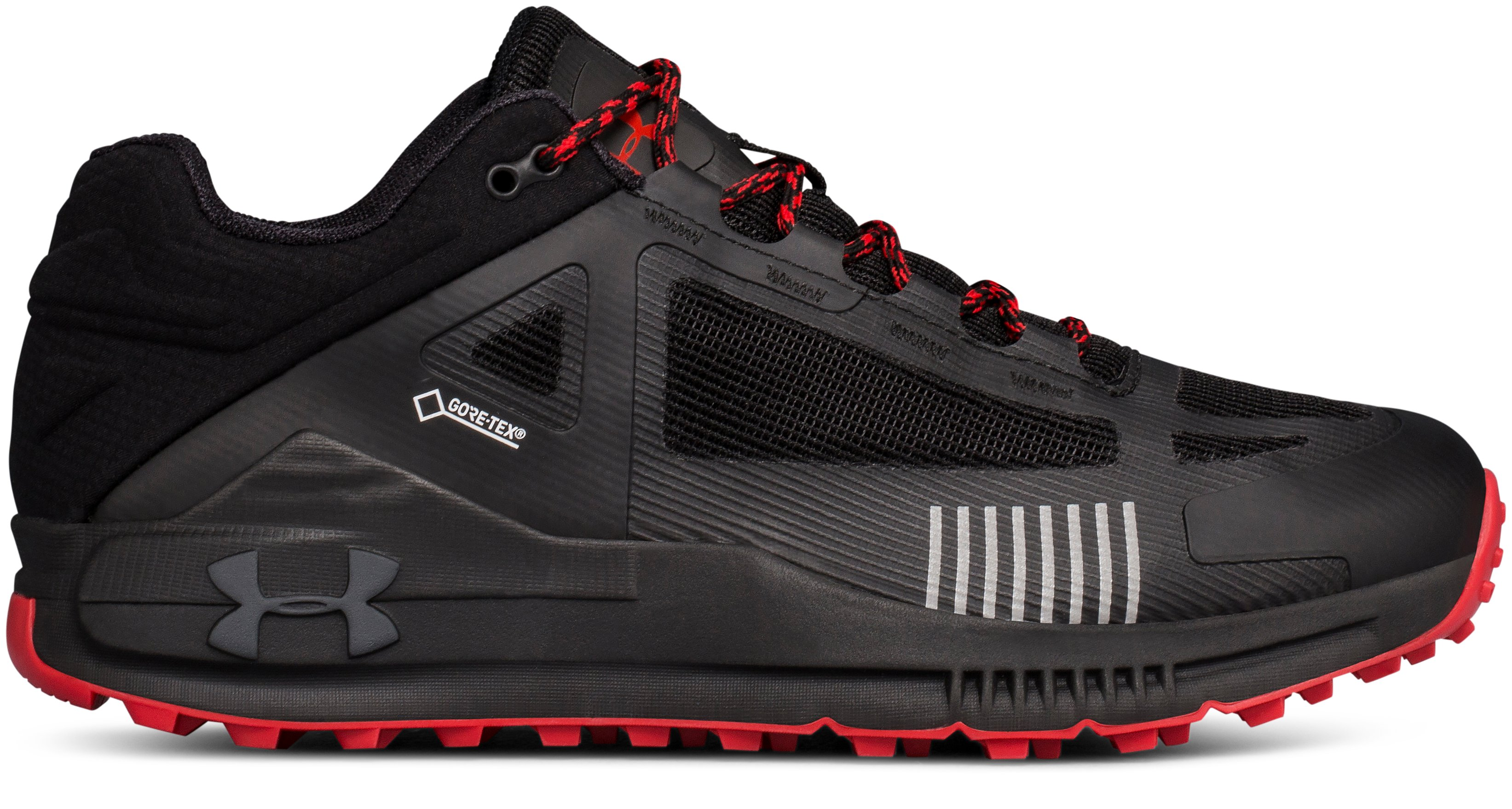 Men's UA Verge 2.0 Low GORE-TEX®, 360 degree view