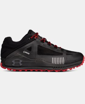New Arrival Men's UA Verge 2.0 Low GORE-TEX®  1 Color $155