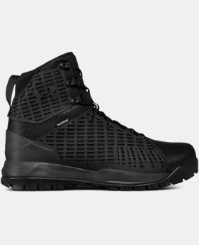 New Arrival Men's UA Stryker WP Boots  1  Color Available $170